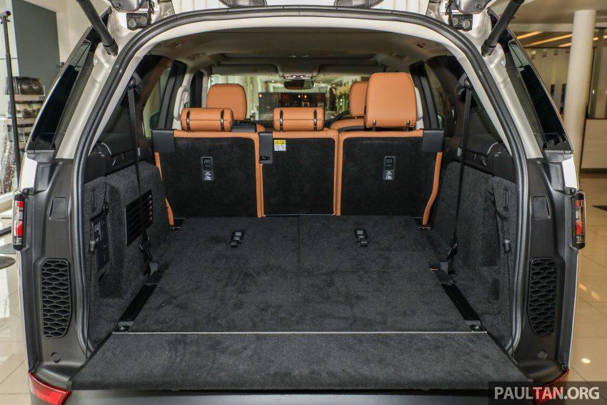 全新 Land Rover Discovery 本地上市,单一等级开价73万 Image #54488