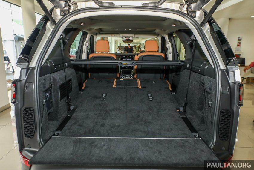 全新 Land Rover Discovery 本地上市,单一等级开价73万 Image #54489