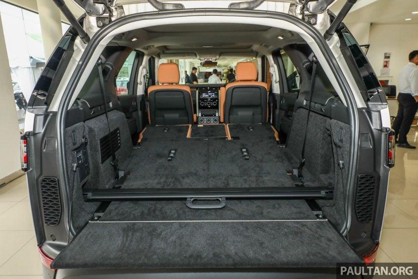 全新 Land Rover Discovery 本地上市,单一等级开价73万 Image #54490