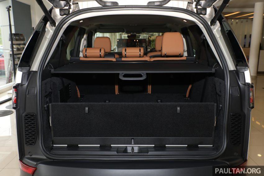 全新 Land Rover Discovery 本地上市,单一等级开价73万 Image #54492