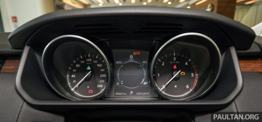 全新 Land Rover Discovery 本地上市,单一等级开价73万 Image #54441