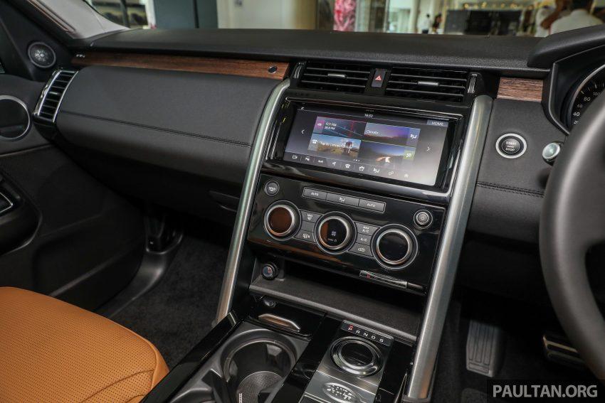 全新 Land Rover Discovery 本地上市,单一等级开价73万 Image #54442
