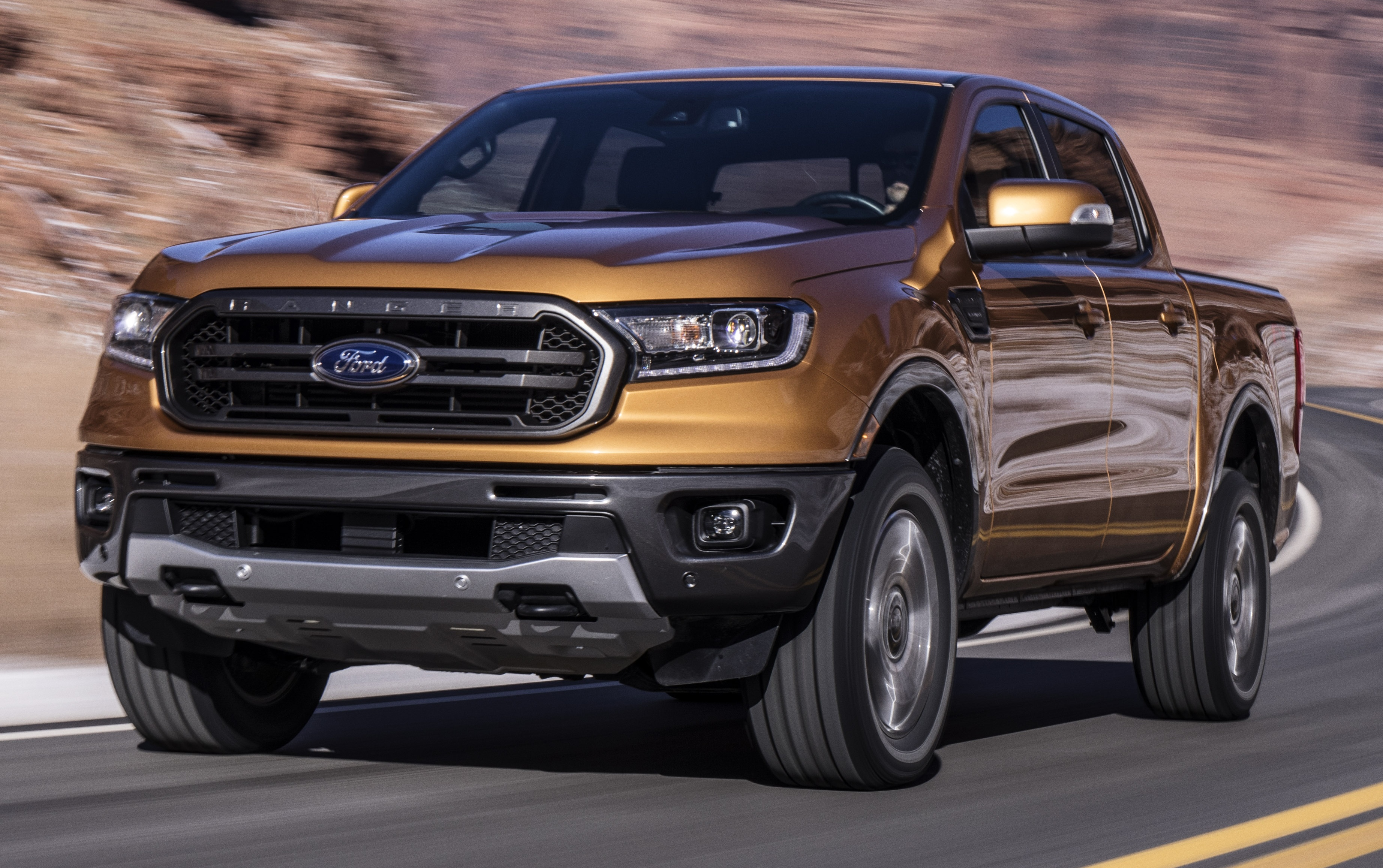 Ford Ranger 重回北美市场,统一标配自动煞停系统。 - Paul Tan 汽车资讯网
