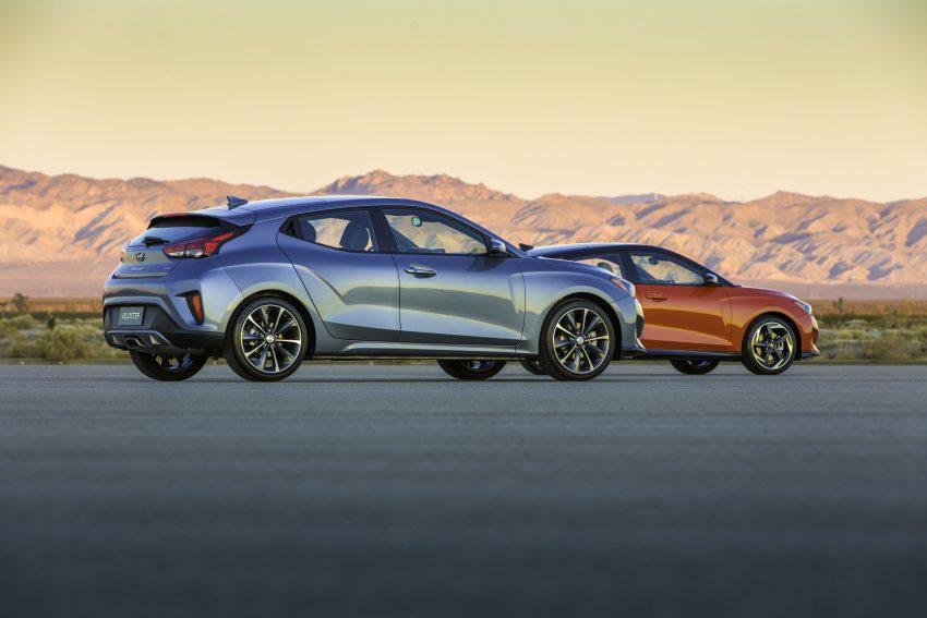 全新 Hyundai Veloster 与 Veloster N 在底特律车展面世! Image #54964