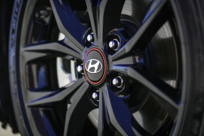 全新 Hyundai Veloster 与 Veloster N 在底特律车展面世! Image #54974