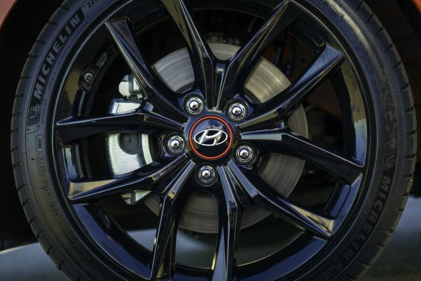 全新 Hyundai Veloster 与 Veloster N 在底特律车展面世! Image #54976