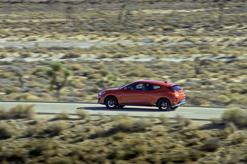 全新 Hyundai Veloster 与 Veloster N 在底特律车展面世! Image #54980