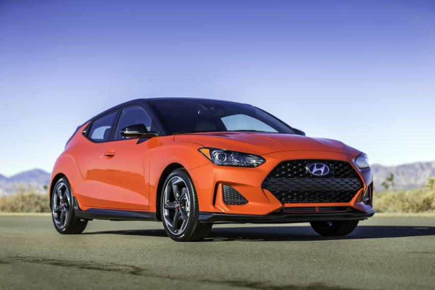 全新 Hyundai Veloster 与 Veloster N 在底特律车展面世! Image #55010