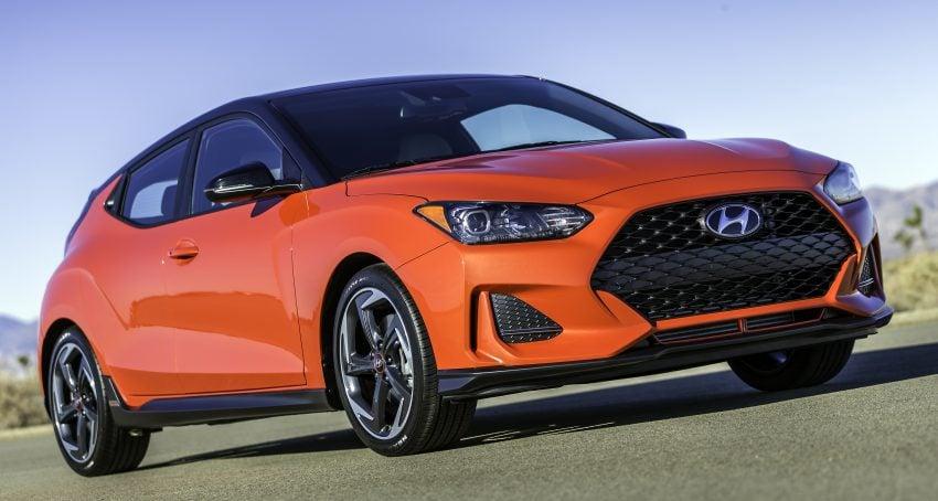 全新 Hyundai Veloster 与 Veloster N 在底特律车展面世! Image #55012