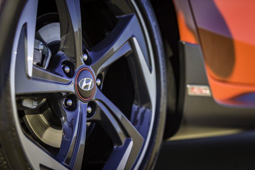 全新 Hyundai Veloster 与 Veloster N 在底特律车展面世! Image #55017