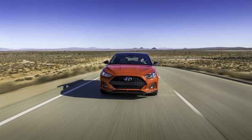 全新 Hyundai Veloster 与 Veloster N 在底特律车展面世! Image #55026