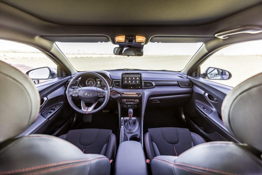 全新 Hyundai Veloster 与 Veloster N 在底特律车展面世! Image #55033