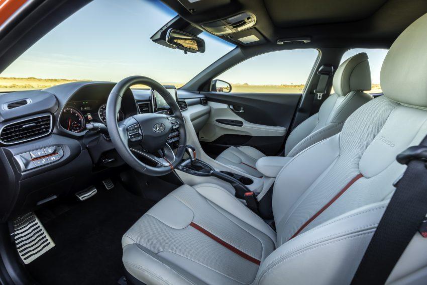 全新 Hyundai Veloster 与 Veloster N 在底特律车展面世! Image #55034