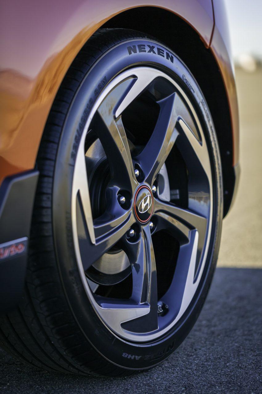 全新 Hyundai Veloster 与 Veloster N 在底特律车展面世! Image #55038
