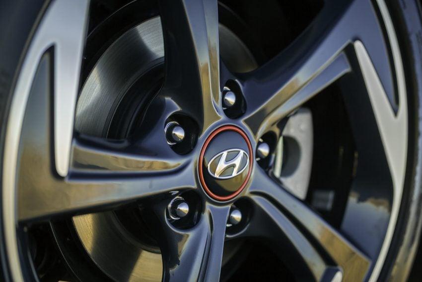 全新 Hyundai Veloster 与 Veloster N 在底特律车展面世! Image #55039