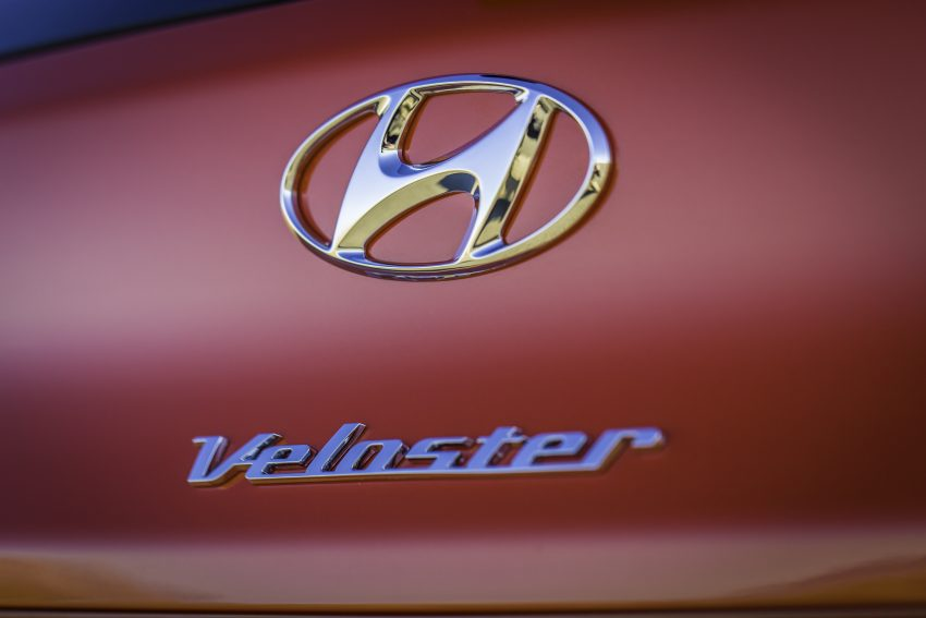 全新 Hyundai Veloster 与 Veloster N 在底特律车展面世! Image #55041