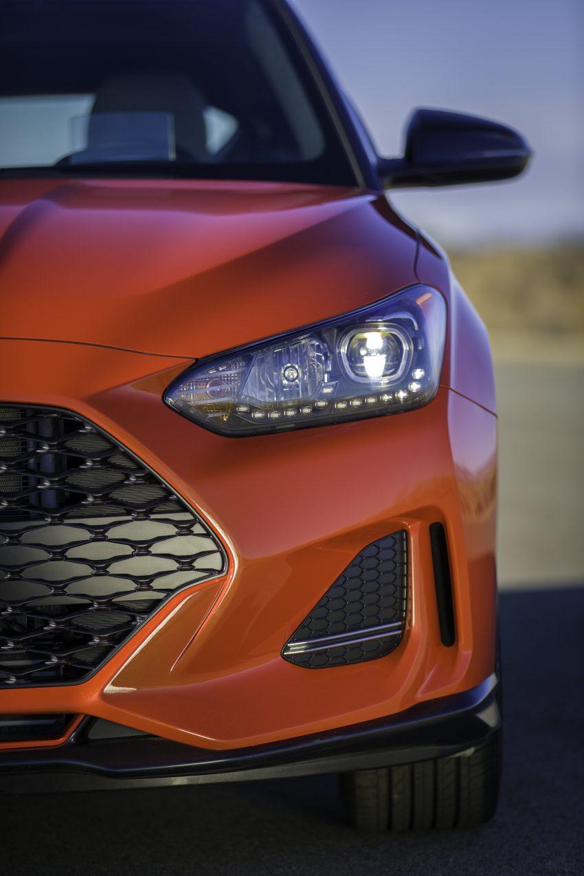 全新 Hyundai Veloster 与 Veloster N 在底特律车展面世! Image #55052