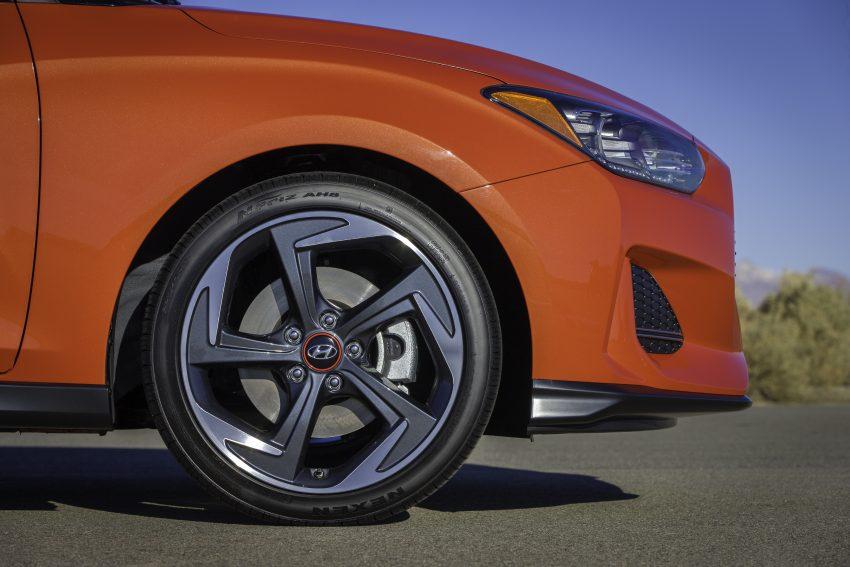 全新 Hyundai Veloster 与 Veloster N 在底特律车展面世! Image #55054