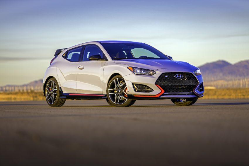 全新 Hyundai Veloster 与 Veloster N 在底特律车展面世! Image #55072