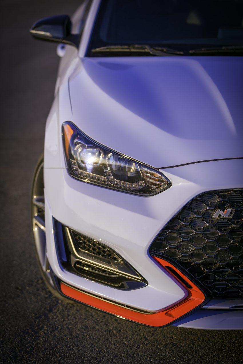 全新 Hyundai Veloster 与 Veloster N 在底特律车展面世! Image #55073
