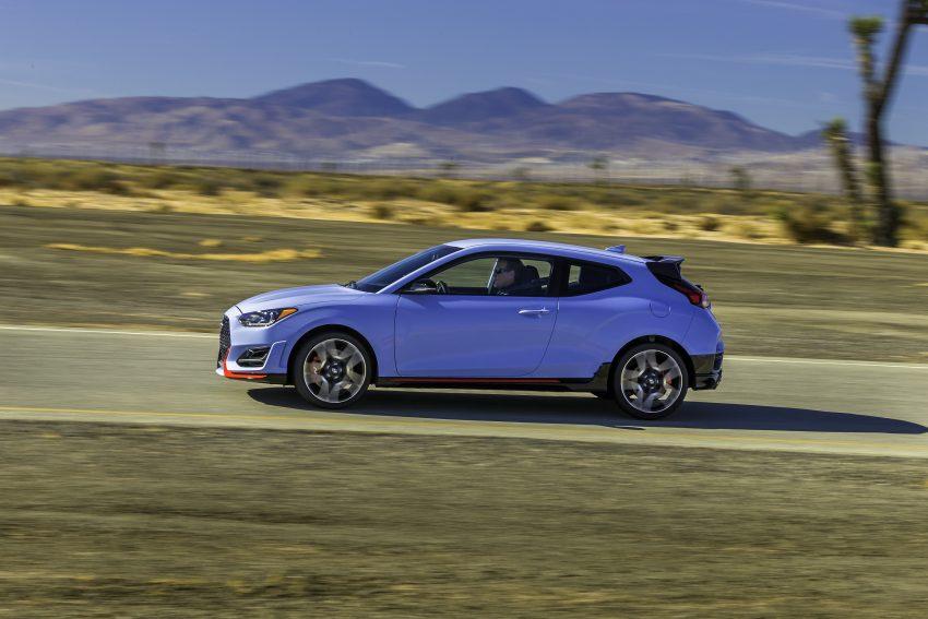全新 Hyundai Veloster 与 Veloster N 在底特律车展面世! Image #55090