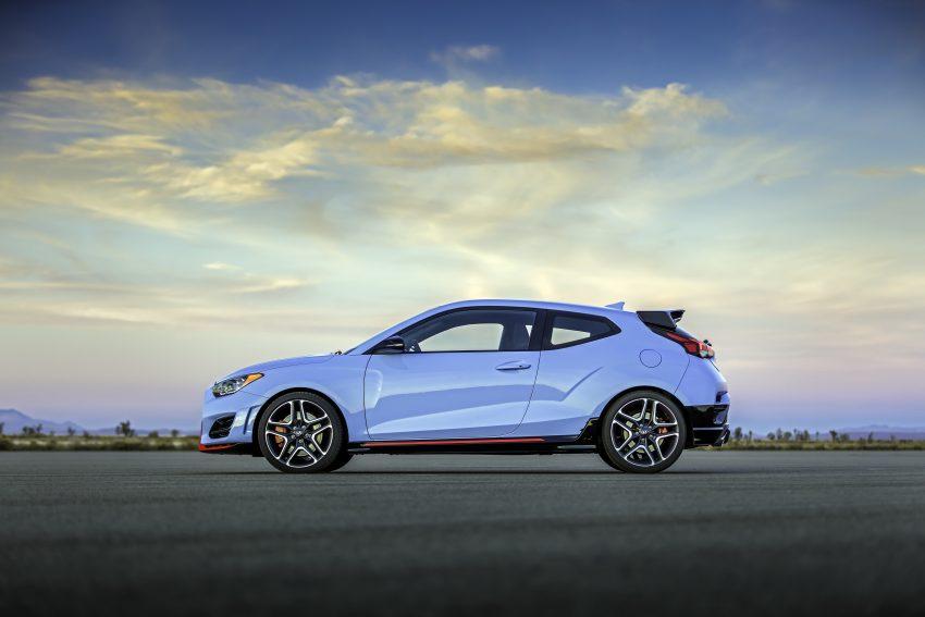 全新 Hyundai Veloster 与 Veloster N 在底特律车展面世! Image #55112