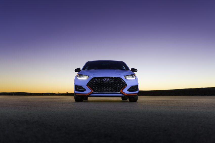 全新 Hyundai Veloster 与 Veloster N 在底特律车展面世! Image #55114