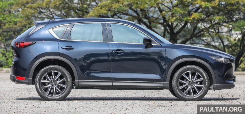 Mazda CX-5, 汽油与柴油各等级实拍照, 超完整规格列表 Image #57664