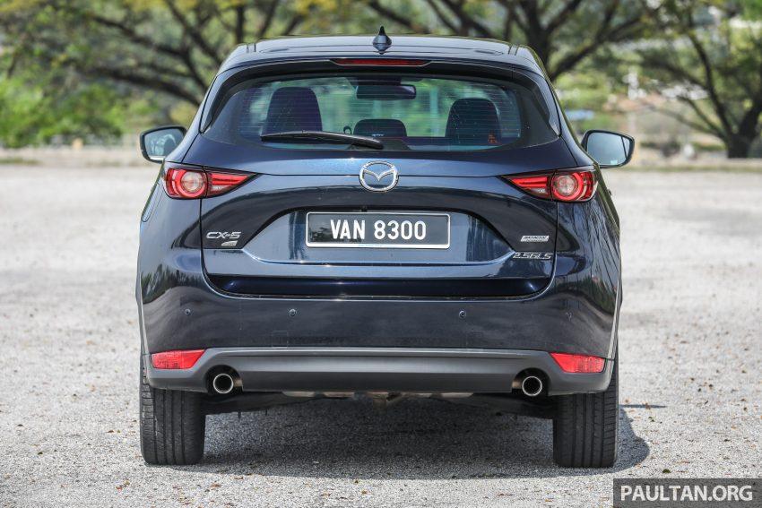 Mazda CX-5, 汽油与柴油各等级实拍照, 超完整规格列表 Image #57667