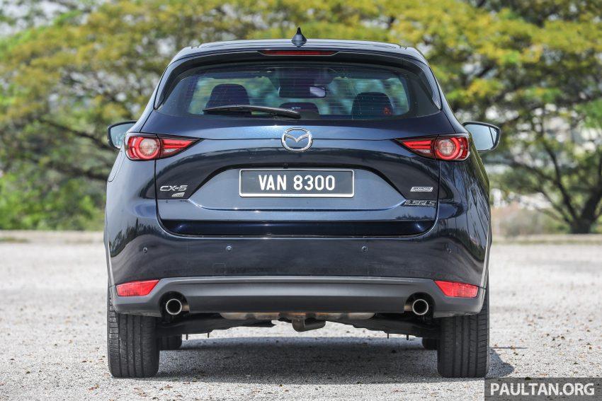 Mazda CX-5, 汽油与柴油各等级实拍照, 超完整规格列表 Image #57668