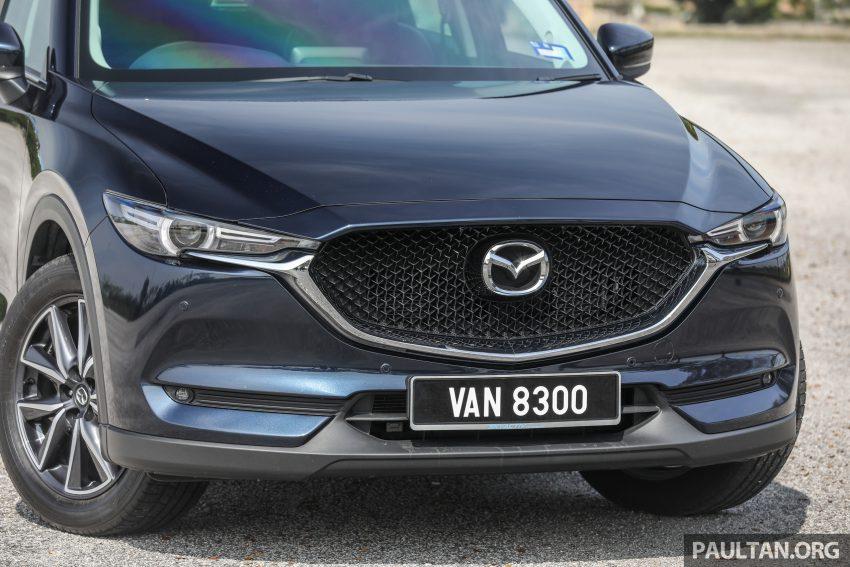 Mazda CX-5, 汽油与柴油各等级实拍照, 超完整规格列表 Image #57669
