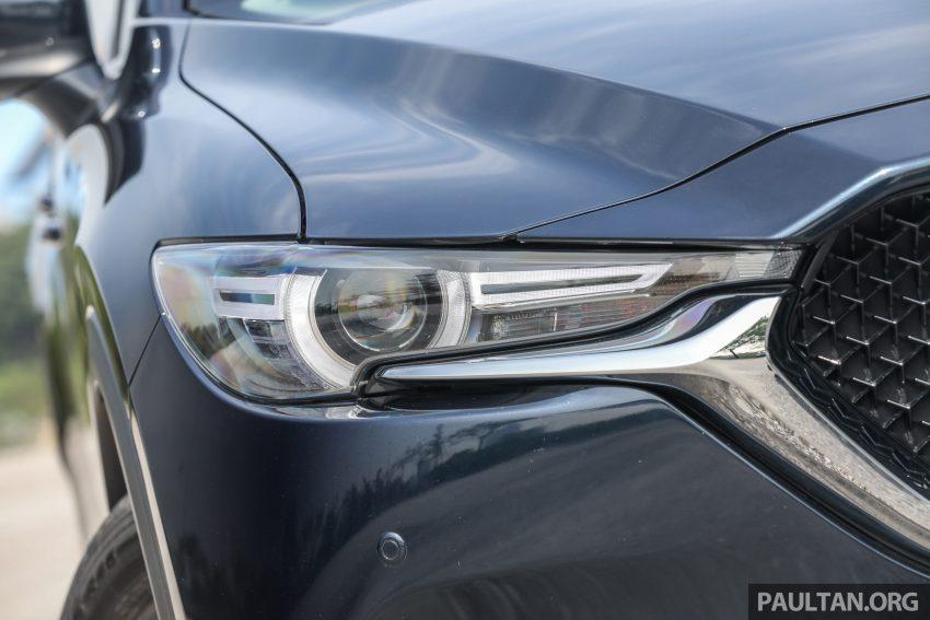 Mazda CX-5, 汽油与柴油各等级实拍照, 超完整规格列表 Image #57670
