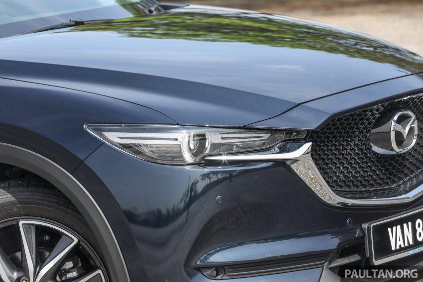 Mazda CX-5, 汽油与柴油各等级实拍照, 超完整规格列表 Image #57671