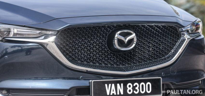 Mazda CX-5, 汽油与柴油各等级实拍照, 超完整规格列表 Image #57673