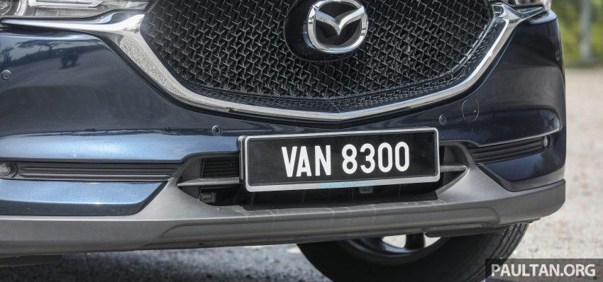 Mazda CX-5, 汽油与柴油各等级实拍照, 超完整规格列表 Image #57674