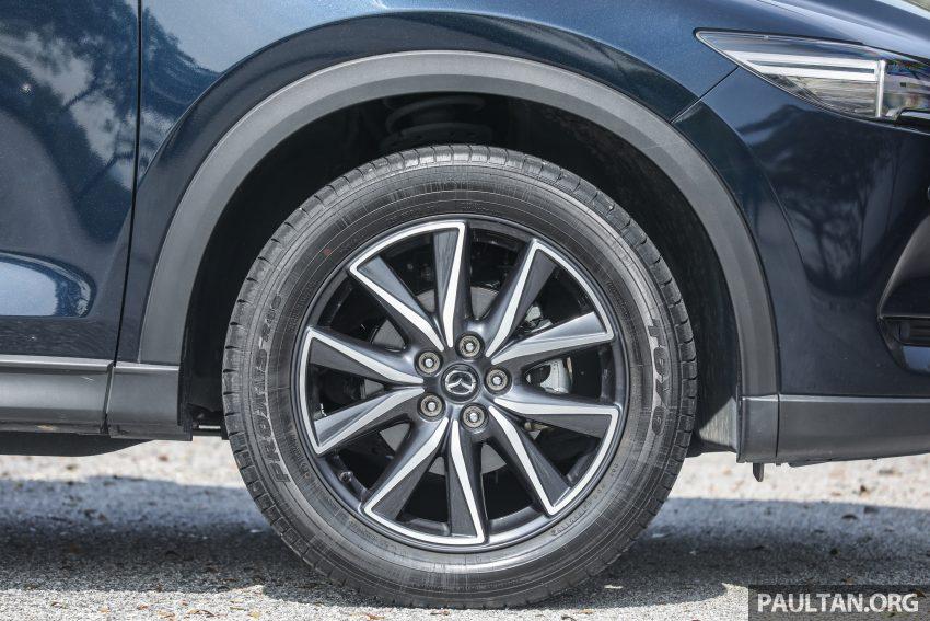 Mazda CX-5, 汽油与柴油各等级实拍照, 超完整规格列表 Image #57679