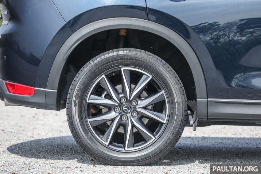 Mazda CX-5, 汽油与柴油各等级实拍照, 超完整规格列表 Image #57680