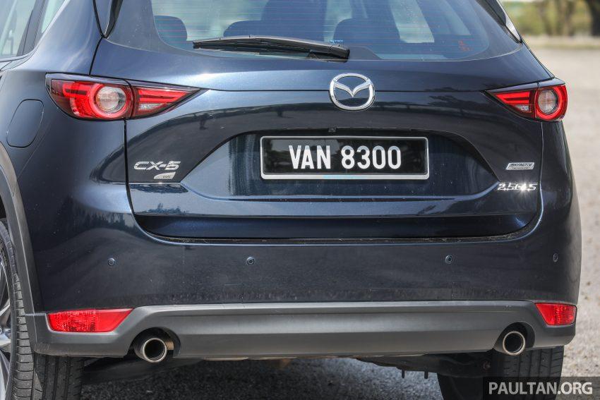 Mazda CX-5, 汽油与柴油各等级实拍照, 超完整规格列表 Image #57681