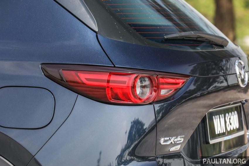 Mazda CX-5, 汽油与柴油各等级实拍照, 超完整规格列表 Image #57683