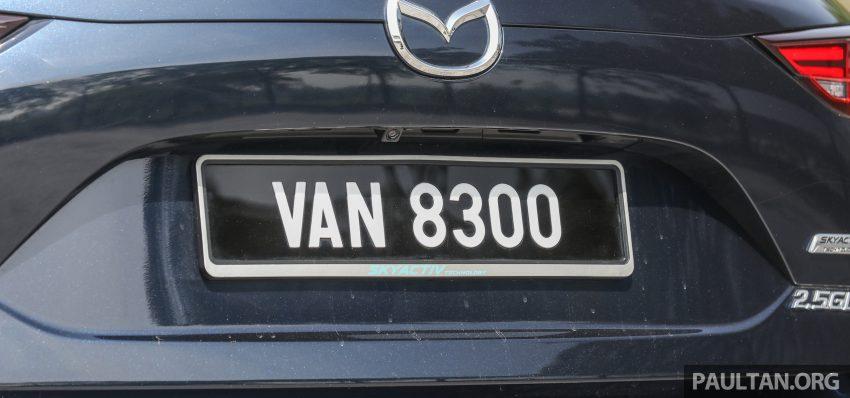 Mazda CX-5, 汽油与柴油各等级实拍照, 超完整规格列表 Image #57685