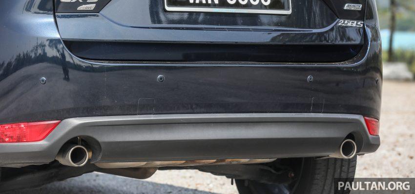Mazda CX-5, 汽油与柴油各等级实拍照, 超完整规格列表 Image #57686