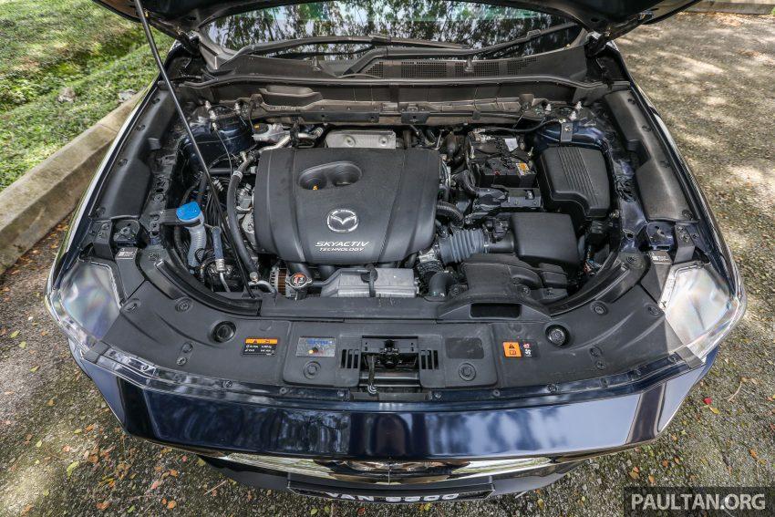 Mazda CX-5, 汽油与柴油各等级实拍照, 超完整规格列表 Image #57690