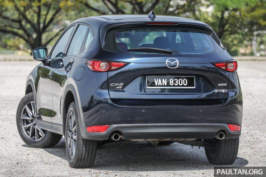 Mazda CX-5, 汽油与柴油各等级实拍照, 超完整规格列表 Image #57661