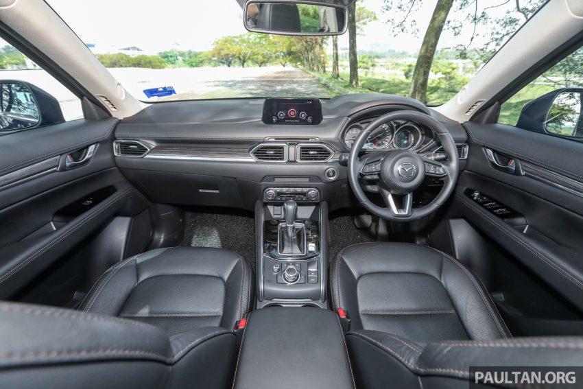 Mazda CX-5, 汽油与柴油各等级实拍照, 超完整规格列表 Image #57692