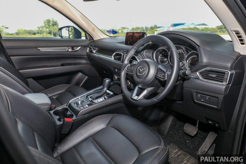 Mazda CX-5, 汽油与柴油各等级实拍照, 超完整规格列表 Image #57693