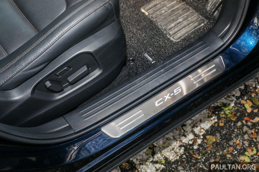 Mazda CX-5, 汽油与柴油各等级实拍照, 超完整规格列表 Image #57723