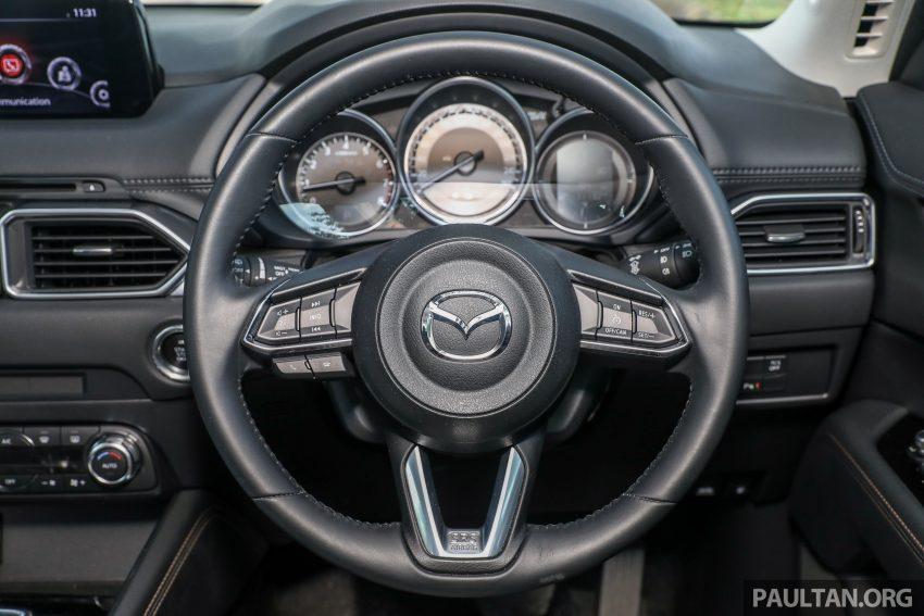 Mazda CX-5, 汽油与柴油各等级实拍照, 超完整规格列表 Image #57694