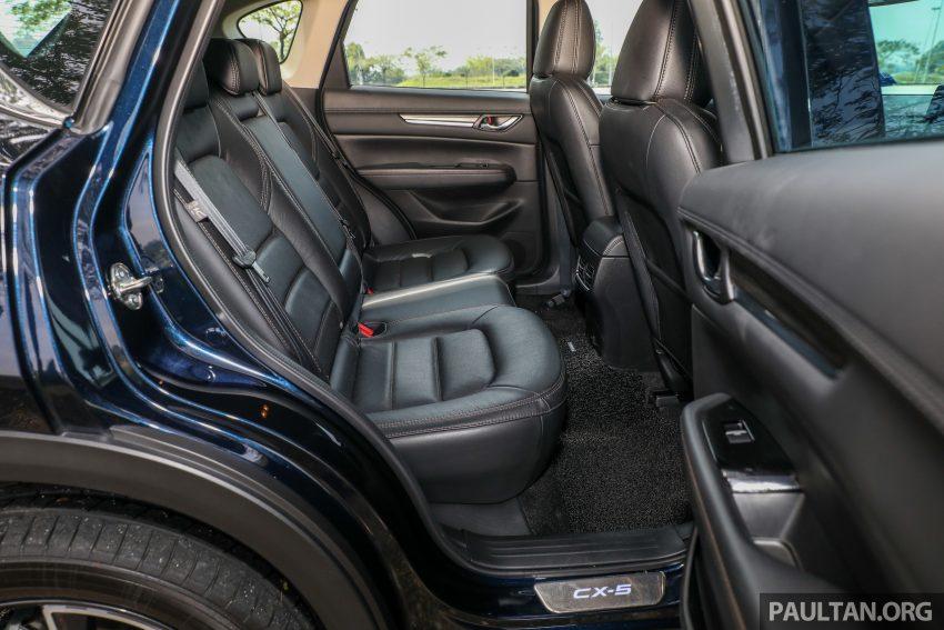 Mazda CX-5, 汽油与柴油各等级实拍照, 超完整规格列表 Image #57726