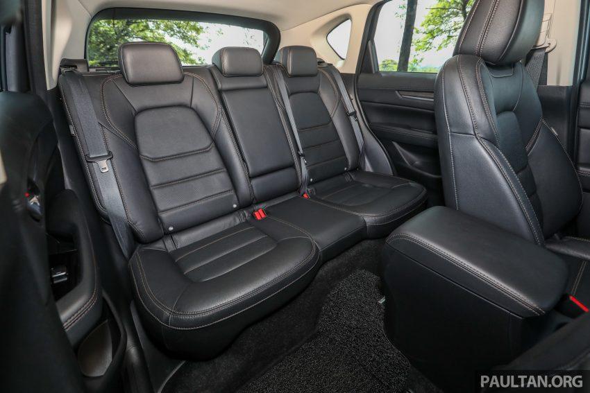 Mazda CX-5, 汽油与柴油各等级实拍照, 超完整规格列表 Image #57727