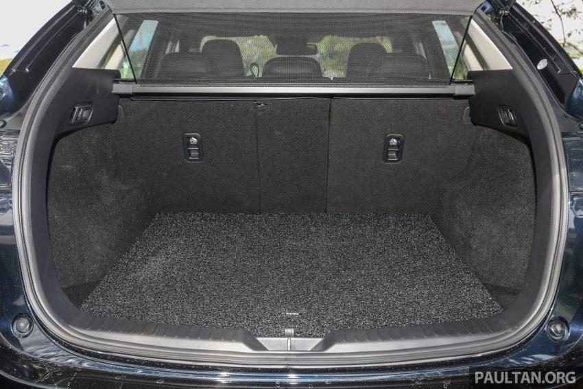 Mazda CX-5, 汽油与柴油各等级实拍照, 超完整规格列表 Image #57734